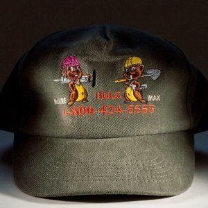 Chipmunk Utility Service Strapback Hat